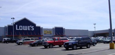 Lowe's Store at Granite Park – Milford, MA