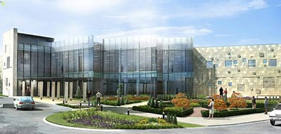 New Dana-Farber/Brigham and Women's Cancer Center – Milford, MA