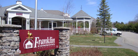 franklin-commons-sign